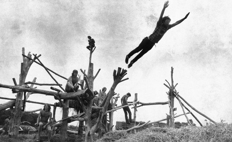 La generación de Woodstock echa una mirada al pasado