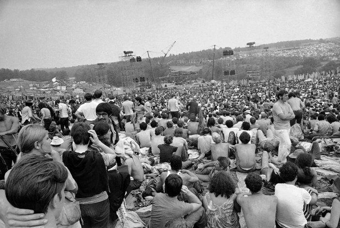 El escenario de Woodstock en un paquete de 38 discos