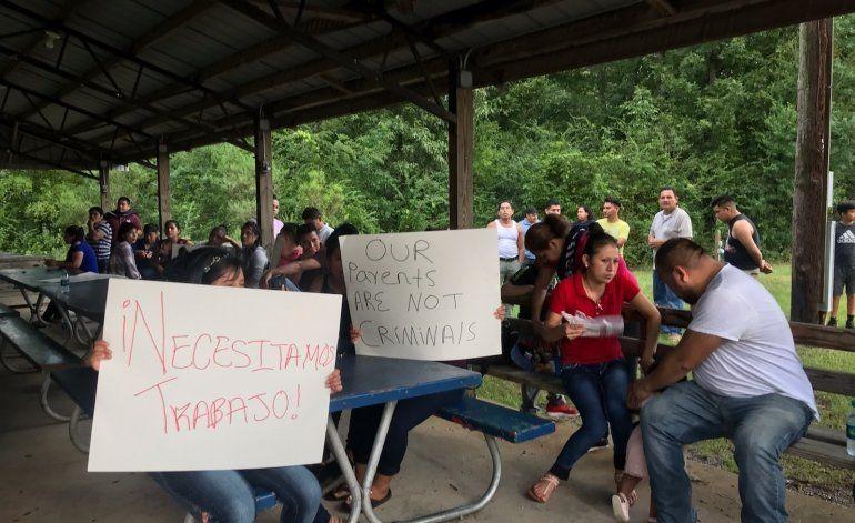 Mississippi: Planta despide a trabajadores tras redada