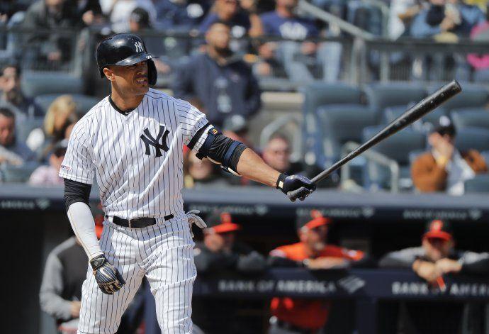 Stanton espera estar de regreso con Yanquis en septiembre