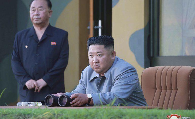 Norcorea dispara más cohetes, dice Corea del Sur