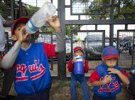 crisis golpea al beisbol infantil en venezuela