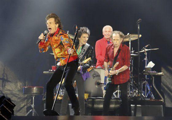 Gira de J.Lo entre las más lucrativas, Rolling Stones No. 1