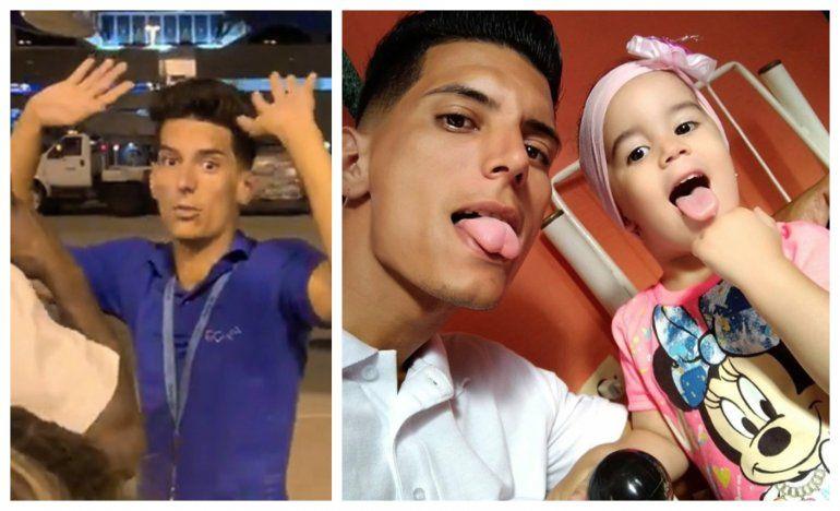 ¿Quién es Yunier García Duarte, el joven cubano que llegó a Miami escondido en un vuelo Charter procedente del aeropuerto de La Habana?