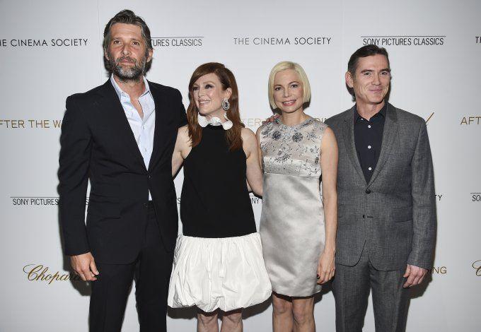 """Julianne Moore reúne a su familia en """"Afer the Redding"""""""