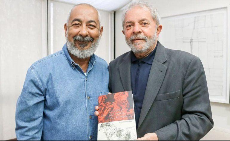 Padura visita a Lula da Silva, preso por corrupción y lavado de dinero