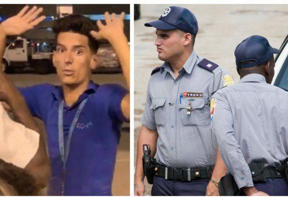 NUEVOS DETALLES: Yunier García es transferido a un centro de detención de ICE y se reportan arrestos en el Aeropuerto José Martí tras fuga