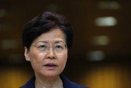 lider de hong kong promete dialogo para acabar con protestas