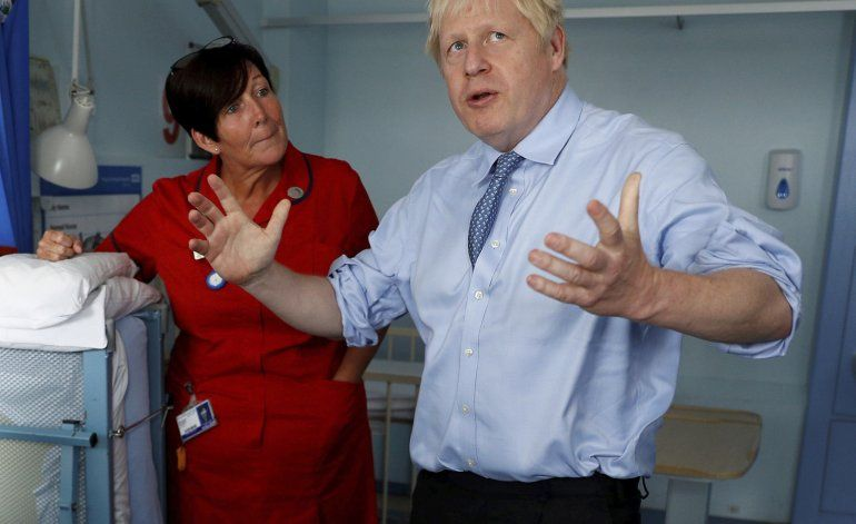 Johnson pide de nuevo reabrir las negociaciones del Brexit