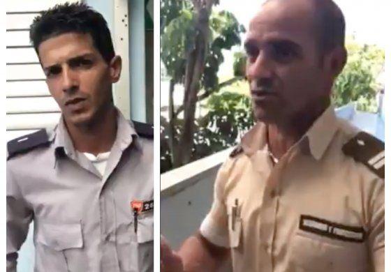 Detienen a cubanoamericanos por tratar de ingresar insumos a hospital en Cienfuegos, Cuba