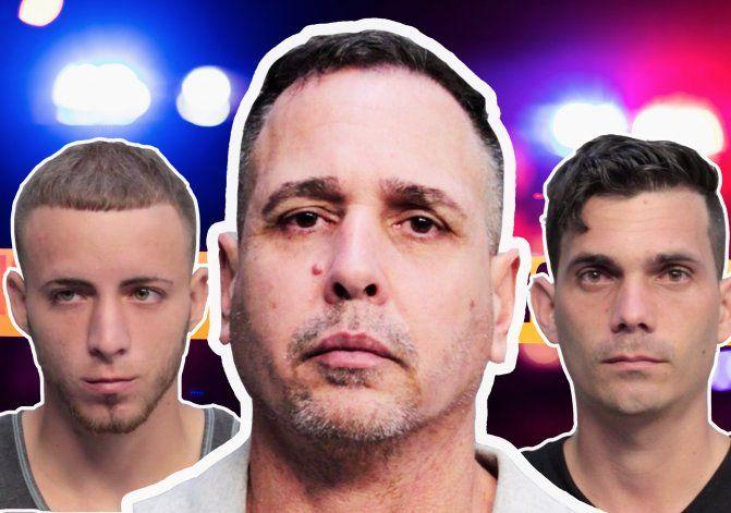 Desmantelan banda que robaba camiones, embarcaciones y piezas de barcos en Miami – Dade