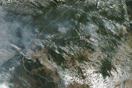 bolsonaro insinua que ong provocan incendios en amazonia