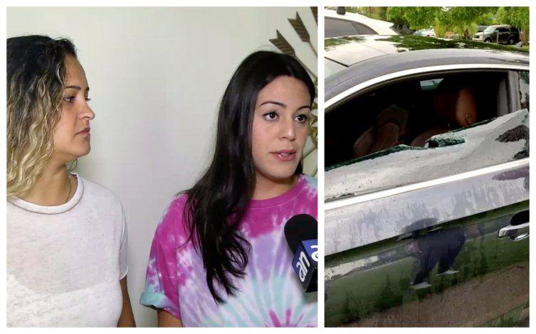 Una pareja del SW de Miami es víctima de vandalismo y robo de sus dos autos Audi