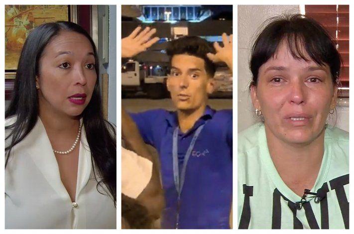 La tía y la abogada de Yunier García dan detalles de la entrevista de Miedo Creíble que tuvo hoy