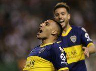 libertadores: boca golea 3-0 a liga de quito por cuartos