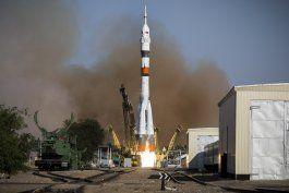 rusia manda un robot al espacio para probar un propulsor