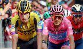 Roglic y Quintana, los candidatos fuertes para la Vuelta