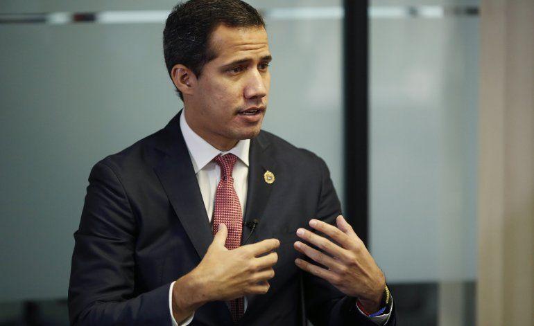 Guaidó promete que no irá a elección anticipada en Venezuela