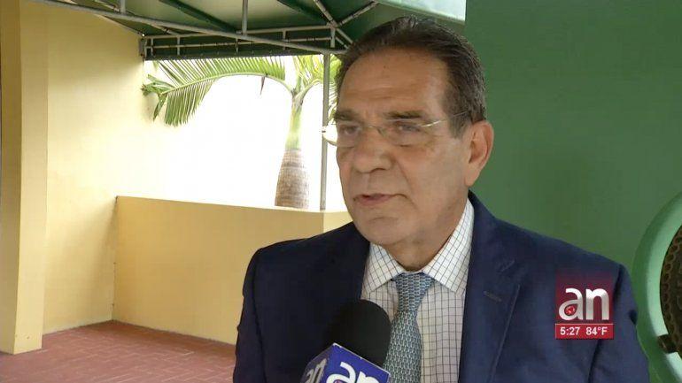 El comisionado Xavier Suarez anuncia su candidatura a la alcaldía del condado Miami-Dade