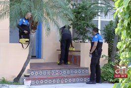 arrestan a un hombre que se puso a disparar al aire a las 5 am en miami beach