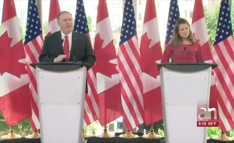 Canciller de Canada viajará a Cuba la próxima semana para discutir la situación en Venezuela