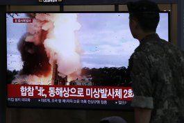 corea del norte lanza misiles tras ejercicios militares