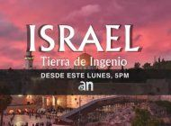 america teve estrenara israel: tierra de ingenio, de la periodista adriana navarro