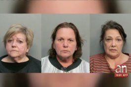 arrestan a tres mujeres de origen cubano por estafar a personas mayores prometiendoles obtener una casa bajo el plan 8