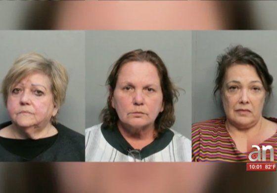 Arrestan a tres mujeres de origen cubano por estafar a personas mayores prometiéndoles obtener una casa bajo el Plan 8