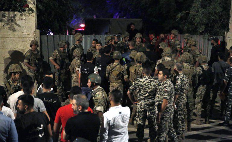 Hezbollah: Dron israelí cae y otro estalla sobre Beirut