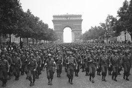 francia celebra aniversario de liberacion de paris