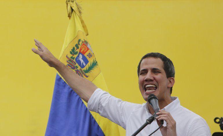 Venezuela: Guaidó realiza nuevos nombramientos en su equipo