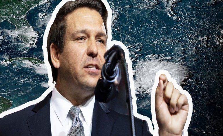 Gobernador de Florida declara estado de emergencia por Dorian