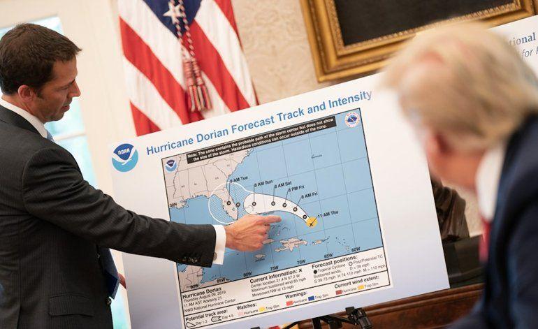 Donald Trump declaro estado de emergencia en Florida
