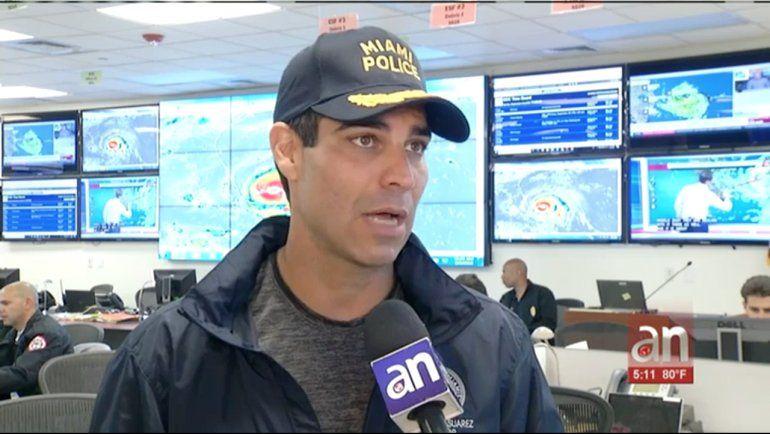 Florida en alerta ante el paso del huracán Dorian
