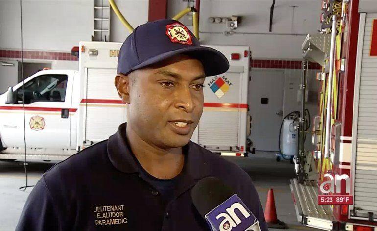 Estaciones de bomberos en Hialeah comienzan recibir donaciones para las Bahamas