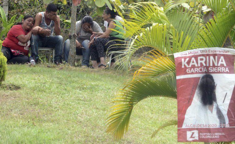 ONU lamenta asesinatos de líderes y candidatos colombianos