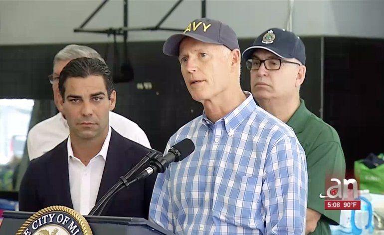 Ciudad de Miami  recolecta ayuda para  enviar a víctimas en Bahamas