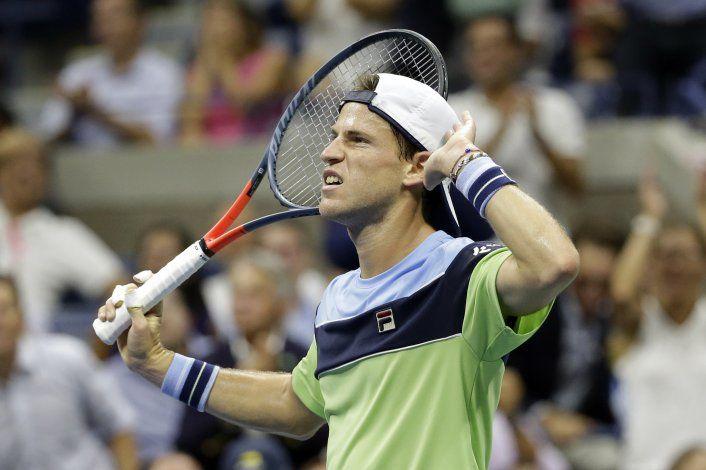 Nadal somete a Schwartzman y está en semis del US Open