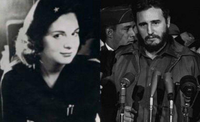 Fallece a los 80 años Marita Lorenz, examante de Fidel Castro reclutada por la CIA