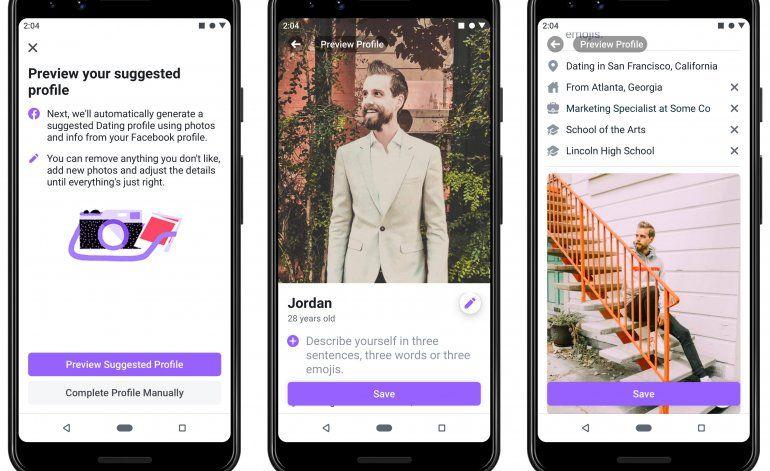 ¿Puede Facebook hacerse cargo de su vida amorosa?