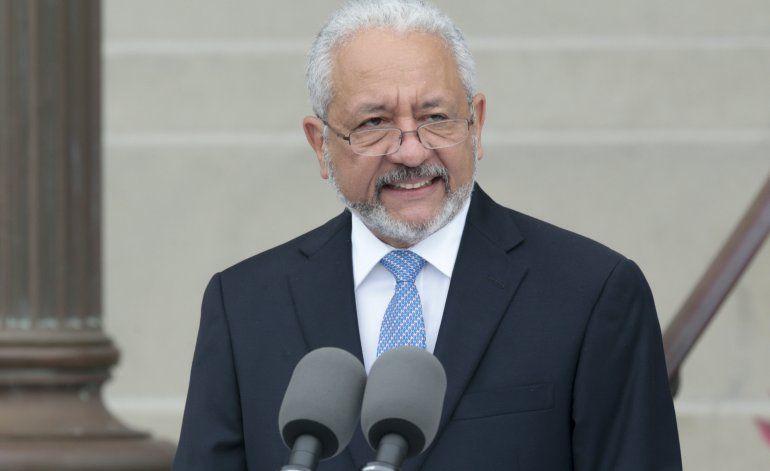 Asume nuevo administrador del Canal de Panamá