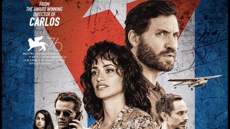 El exilio cubano prepara una protesta en contra de la película sobre los cinco espías de la red Avispa