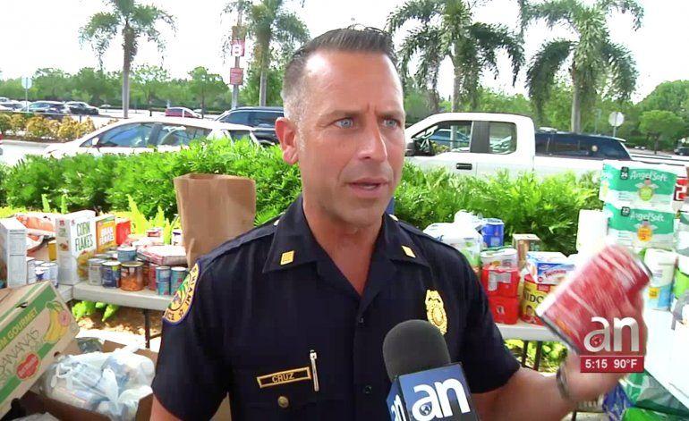 Continúa la recaudación de ayuda humanitaria para los damnificados en Las Bahamas