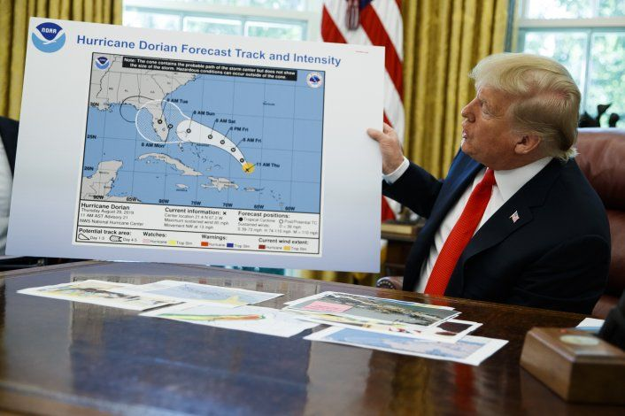 Análisis AP: Controversia revela forma de pensar de Trump