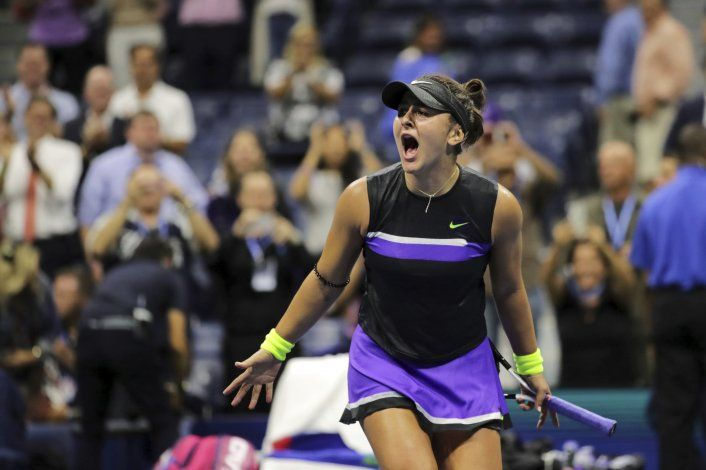 US Open: Serena Williams enfrenta a Andreescu en la final