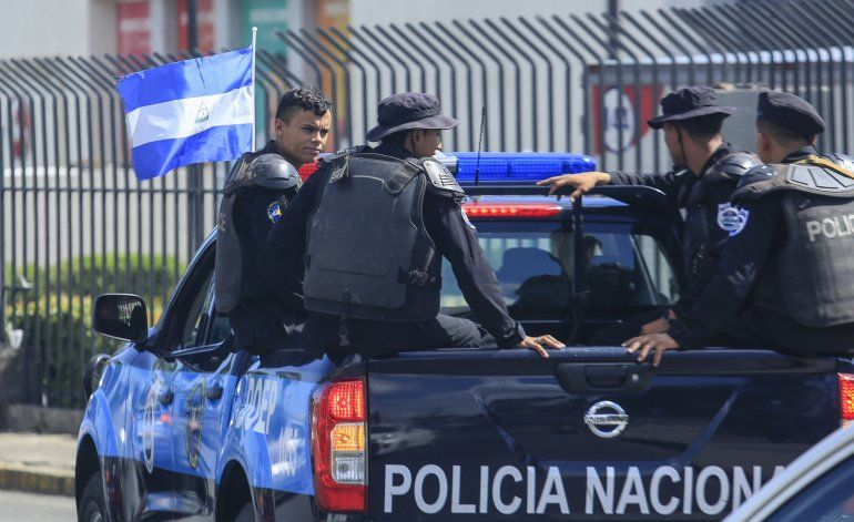 ONU condena violaciones a los derechos humanos en Nicaragua