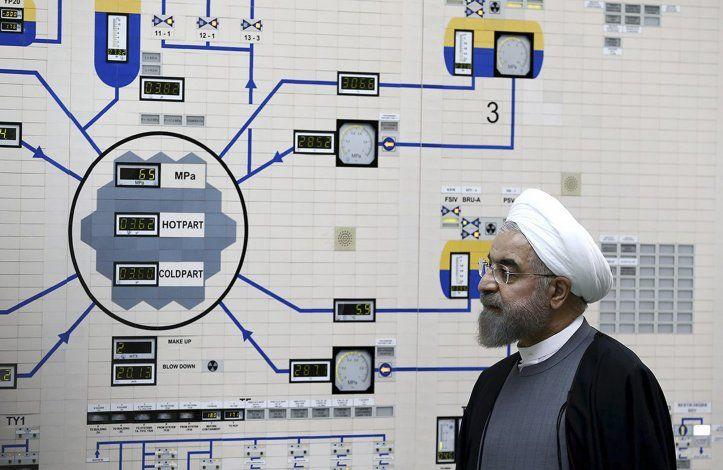 AP EXPLICA: Programa nuclear iraní al deshacerse el acuerdo