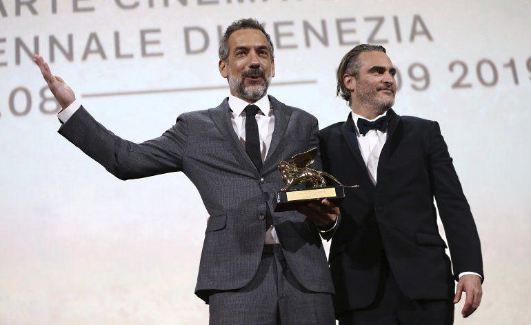 Joker gana el León de Oro en el Festival de Venecia