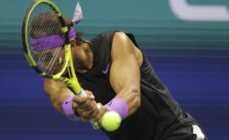 En final del US Open, Nadal va por su 19no grande